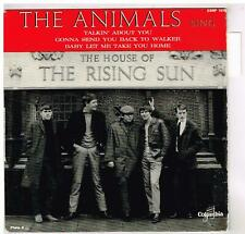 The ANIMALS     The house of the rising sun   avec languette     7'  EP 45 tours