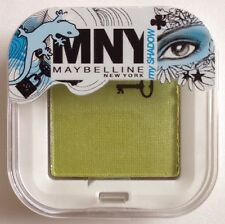 Maybelline Mono Eyeshadow Shade:729 Green Olive Lime Zest Mint Light