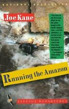 Running the Amazon by Kane, Joe, Good Book