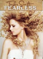 Taylor Swift Songbook - Fearless - Hal Leonard - Piano / Vocal / Guitar