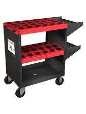 """HUOT 13950 CNC Tool Cart Transport """"ToolScoot"""" 50 taper CAT50 CV50 NMTB50"""