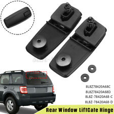 2X Rear Window Lift Gate Glass Hinge Hatch 8L8Z78420A68C For Ford Escape  ~