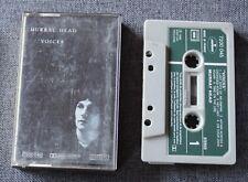 Murray head, voices, K7 audio / Audio tape