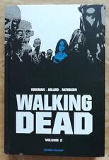 Walking Dead Prestige Vol II  KIRKMAN MOORE & ADLARD éd Delcourt Oct 2016