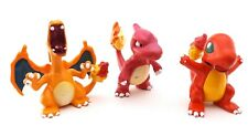 Vintage Pokemon Toys Charmander Charmeleon Charizard Tomy