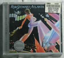"""""""Atlantic Crossing"""" Rod Stewart Audio CD"""