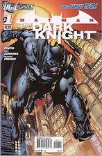 BATMAN: THE DARK KNIGHT #0,1-22 - NEW DC 52 - DAVID FINCH ARTWORK - 2011