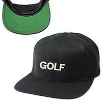 GOLF snapback Odd Future hat Odd Future  cap wolf gang tyler THE CREATOR HAT CAP