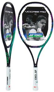 Yonex VCORE Pro 97L (GPU) Tennis Racquet Racket Court 97sq 290g G2 16x19