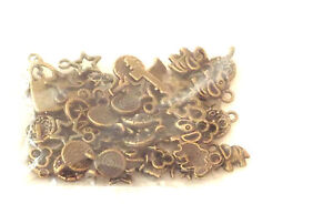 Jewellery Making antique bronze charm 30g antique bronze charms New