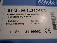 Eltako ES12-100-8..230V UC elektronischer Stromstossschalter 1 Schliesser (A9)