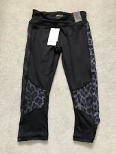 BNWT Brand New Primark Leopard 3/4 Leggings With Tags 6