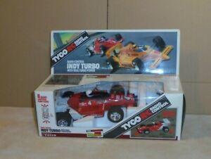 Tyco Taiyo Miller #4 Radio Control Indy Turbo Car In Box NOS  1988