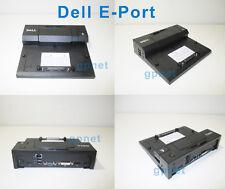 Genuine Dell Latitude E-Port Docking Station PRO3X E6400 E6510 E6500 E6530.