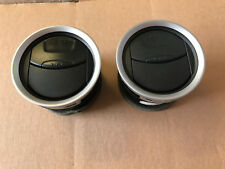 FORD FIESTA MK6 MK6.5 AIR VENTS X 3 FROM 2005 TO 2008 INC ZETEC S ST150 VGC
