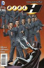 DC The New 52 Dial H #8 (Mar. 2013) High Grade