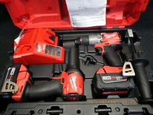 MILWAUKEE TOOL 2997-22 COMBO KIT WITH CASE (TDW009782)