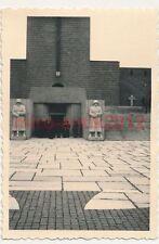 3 x Foto, 3.Komp. Nachr. Abtl.9, Ehrenmal Tannenberg, 1941 (N)1179