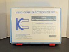 King Core Electronics EMI Suppression Evaluation Kit Solid Round Ferrite KC-002
