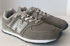 6dc90831b71c9 New Balance 574 Classic Running Shoes Sz 6.5 Grey White Sneakers Walking