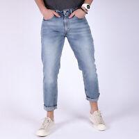 Levi's 511 Slim Fit Blue Byrd Herren blau Jeans 34/30 W34 L30