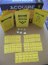 ACQUIRE Game Special Powers Variant, & Wild Tile Kits (1999 Edition) KITS ONLY