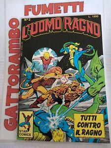 L' Uomo Ragno n.2 anno 1987 - Star Comics Ottimo++