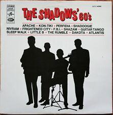 THE SHADOWS LP 33T BIEM THE SHADOWS' 60's Columbia SCTX 340.405 APACHE