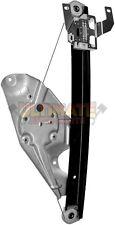 Rear Power Window Regulator Drivers LH No Motor for 98-04 Audi A6