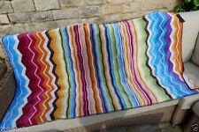 Missoni Striped Bath Towels