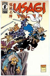 Usagi Yojimbo (1996) #54 NM-