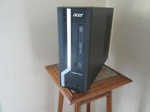 Ordinateur de bureau Acer Veriton X2631 proc 4eme gen, ram 4GO, DD 250