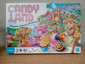 Hasbro Candyland Board Game - Kingdom Of Sweet Adventures