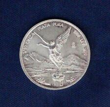 1996 México Moneda De Plata Libertad 1/10oz (H8/89)