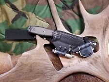 Bombproof Esee 4 custom kydex sheath - Our Sheathsystems are built differently!