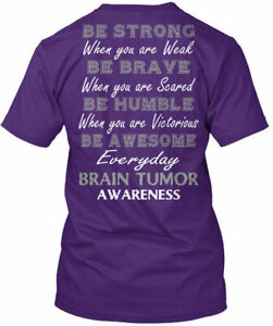 May Is Brain Tumor Awareness Month Gildan Tee T-Shirt
