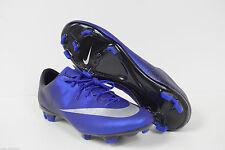 Nike Mercurial Veloce II CR FG Deep Royal 684863-404 Size 9.5 UK