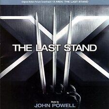 X-Men:The Last Stand - Soundtrack - John Powell CD