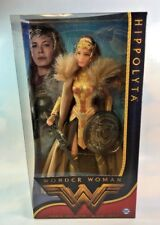 DWD83 Barbie Wonder Woman Queen Hippolyta Doll