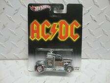 Hot Wheels Pop Culture AC/DC Silver Convoy Custom