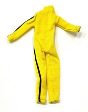 SU-GMBS-YEL: 1/12 Yellow Jump Suit for Mezco or MixMax Slim Body (No Figure)
