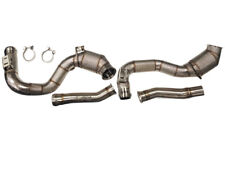 Mercedes AMG Gt GTS Turbo Vorrohre Mit Sport Katalysatoren 4.0i V8 Bi-Turbo C190
