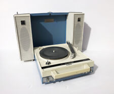 Rare TOURNE DISQUE RADIO SANYO  Made in Japan  VINTAGE  AN 70's