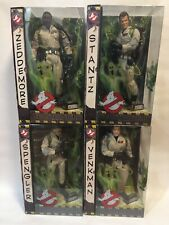Ghostbusters 1:6 scale (12 inch) - four figure set - Mattel Matty Collector