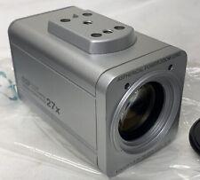 DSP Digital Zoom Camera FHN7249A Color CCD Optical 27x Auto Iris & Focus Control