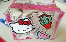 Hello Kitty Cosmetic bag Paperchase Exclusive BNWT discont Christmas RRP £15