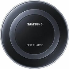 Wireless Phone Charger Qi Fast Charging Standard Pad Mobile Phone Accessories