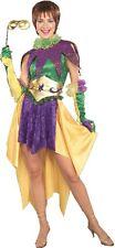 Mardi Gras Miss Adult Costume