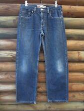 Levi 550 Women's Blue Jeans Label Size 14 Reg W 27 L 27