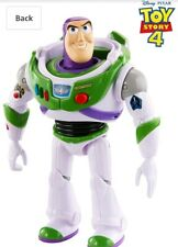 Buzz Lightyear Toy Story Action Figure Sound FlashTalking Movable Toys 7inch